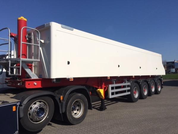 Bodex 37m3 tiptrailer