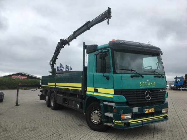 ACTROS 26.40 6X2/4
